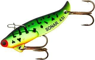 Heddon Sonar Lure's (Flourescent Green, 2 3/8-Inch, 1/2-Ounce)