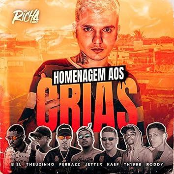 Homenagem aos Crias (feat. TH1998, Roddy, Biel, Theuzinho, Ferrazz & Jetter)