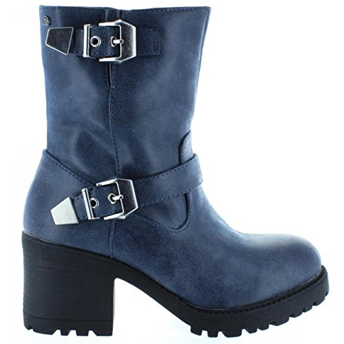MTNG Bottines et Boots Rock