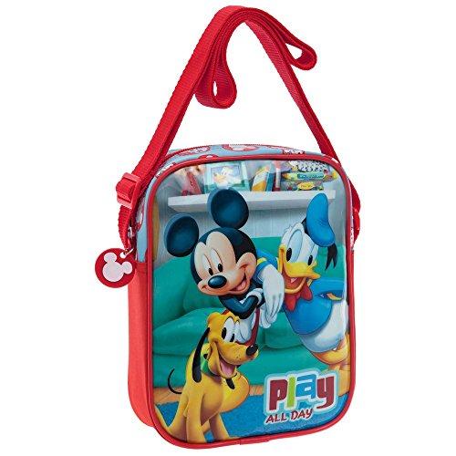 Mickey Mouse 45255 Bolso Bandolera