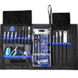 ORIA Precision Screwdriver Kit, 76 in 1 with 56 Bits Repair Tool Kit for Cellphone, Game Consol…