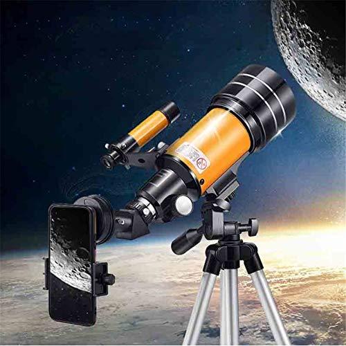 TWWYJGC Telescopio Astronómico Profesional HD Visión Nocturna Espacio Profundo Vista De Estrella Vista De Luna 1000 Telescopio Monocular
