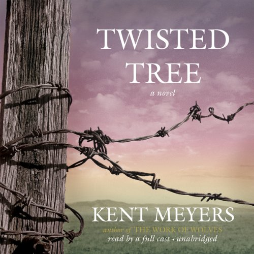 Twisted Tree     A Novel              By:                                                                                                                                 Kent Meyers                               Narrated by:                                                                                                                                 Robertson Dean,                                                                                        Traci Svendsgaard,                                                                                        Cassandra Campbell,                   and others                 Length: 10 hrs and 25 mins     7 ratings     Overall 3.4