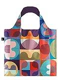LOQI Artist Hvass & Hannibal Grid Bag Strandtasche
