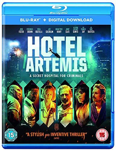 Hotel Artemis [Edizione: Regno Unito] [Italia] [Blu-ray]