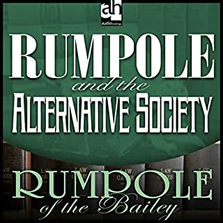 Rumpole and the Alternative Society cover art