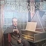 Gustav Leonhardt An Historischen Cembali [Vinyl LP]