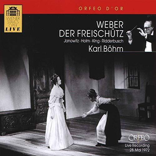 Der Freischütz, Op. 77, J. 277, Act I: Jetzt schlag er sich die Grillen aus dem Kopf (Live)