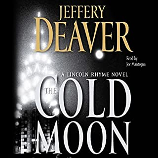 The Cold Moon audiobook cover art