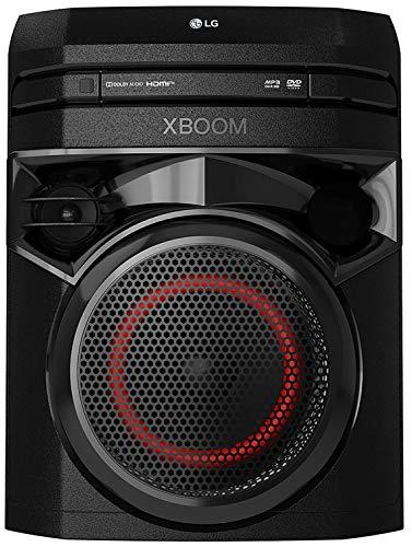 LG X-Boom ON2D Home Audio System (Black)