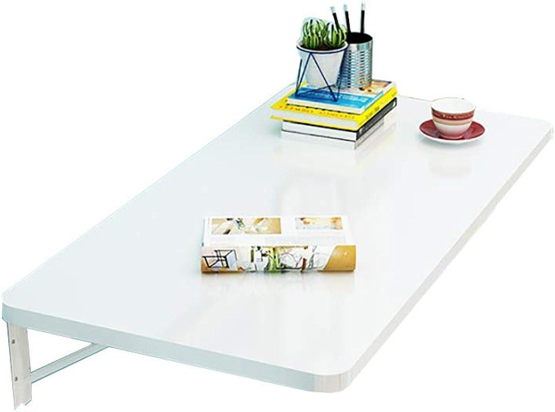 nuevo listado ZCJB Mesa De Comedor Plegable blancoa Mesa De Aprendizaje Aprendizaje Aprendizaje De Hoja Caída Montada En La Parojo Y Ecológica para Estudio (Tamaño   70x40cm)  entrega de rayos
