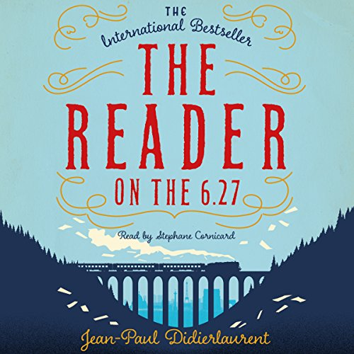 The Reader on the 6.27 audiobook cover art