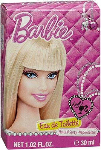 Air-Val Air-val barbie parfum duft für mädchen im zauberhaften glas-flakon duftnote: frisch fruchtig blumig eau de toilette spray 30ml in stylischer geschenkverpackung