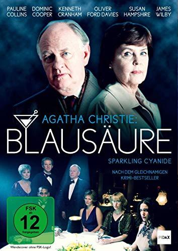 Agatha Christie: Blausäure (Sparkling Cyanide) / Verfilmung des Agatha-Christie-Klassikers erstmals in deutscher Sprache