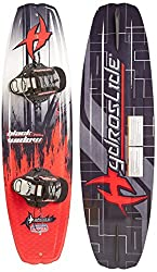 best wakesurf board by hydroslide black widow