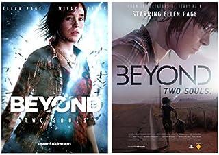 Set of 2 Beyond Two Souls Posters by Beyond Two Souls [並行輸入品]