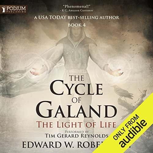 The Light of Life audiobook cover art