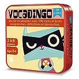 Aritma - VocaDingo CP à CM1 - Jeux de cartes éducatif - Vocabulaire