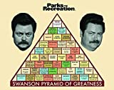 Parks and Recreation Ron Swanson Pyramid Workplace Comedy