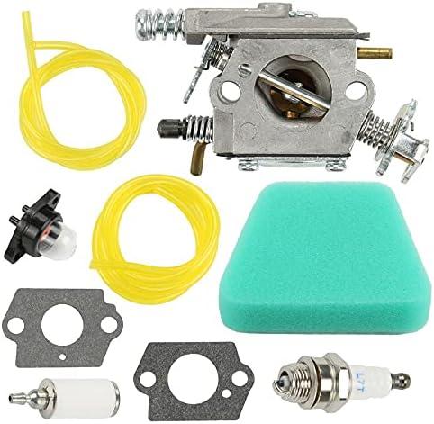 ECOVET C1U-W8 Max 87% OFF Max 50% OFF Carburetor for Poulan 1950 2375 2250 2050 255 2150