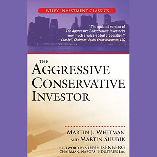 The Aggressive Conservative Investor Titelbild