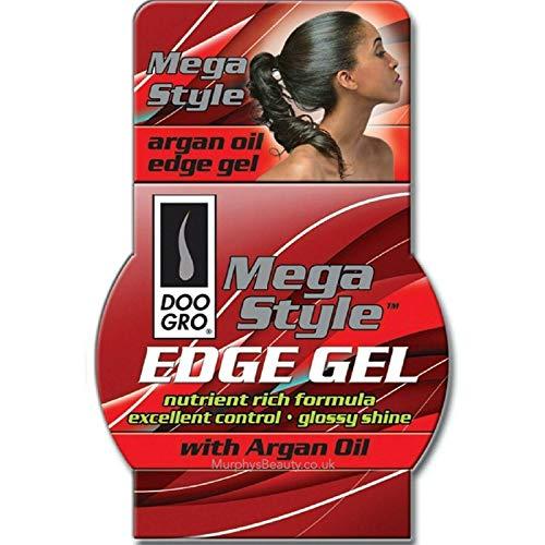 Doo Gro Mega Style Edge Gel with Argan Oil, 70ml
