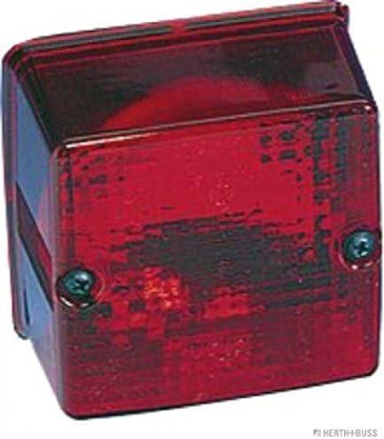 Elparts National uniform free shipping 81696042 Lens Light Fog Max 44% OFF Tail
