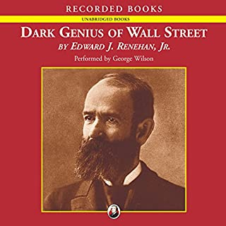 Dark Genius of Wall Street cover art