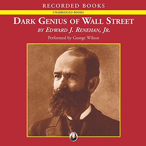 Dark Genius of Wall Street audiobook cover art