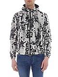 Herno Luxury Fashion Herren GI0151U12231P1293 Weiss Polyamid Jacke | Jahreszeit Outlet