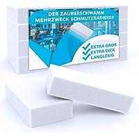 Esponja de borrar de Loomiloo, alta densidad, esponjas de melamina nano, limpieza solo con agua, fuerte poder de limpieza, uso universal