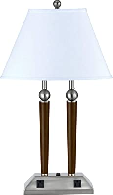 Amazon.com: Lámpara de pie Rivet Modern Crescent, 13 ...