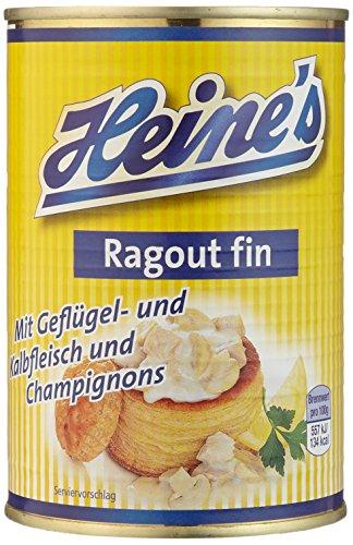 Heines Ragout Fin, 12er Pack (12 x 400 g)