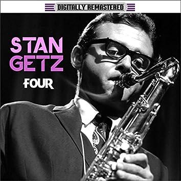 Stan Getz - Four (Digitally Remastered)