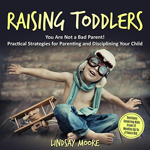 Raising Toddlers audiobook cover art