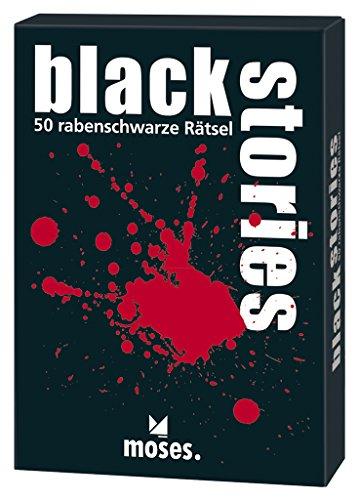 Black Stories: 50 rabenschwarze Rätsel