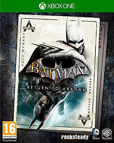 Batman Return To Arkham : Xbox One , ML