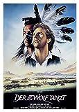 Der mit dem Wolf Tanzt (1990) | original Filmplakat, Poster