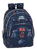 Mochila Safta Escolar de Star Wars, 320x150x420mm
