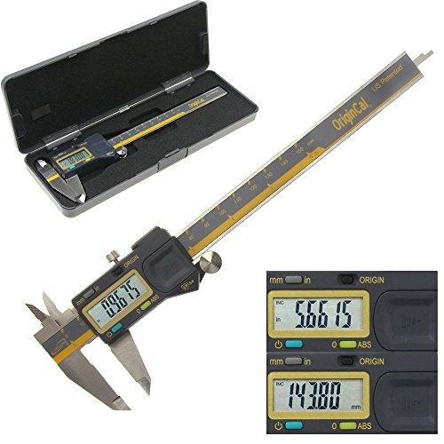 iGaging ABSOLUTE ORIGIN 0-6' Digital Electronic Caliper -...