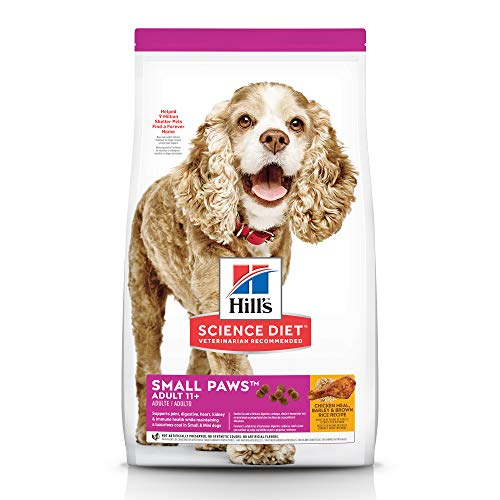 Hill's Science Diet Dry Dog Food, Adult 11+...