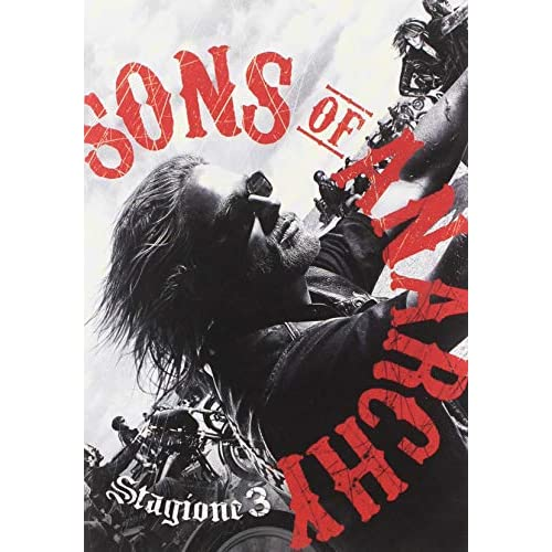 Sons Of Anarchy Stg.3 (Box 4 Dvd)