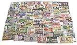 IMPACTO COLECCIONABLES Billetes del Mundo, 100 Billetes Diferentes de 100 Países Distintos