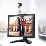 Monitor Curvo Touchscreen da 8 Pollici, Display Resistenza 4: 3 1024 x 768 Monitor Industr...