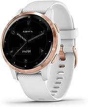 Garmin vívoactive 4S, Smaller-Sized GPS Smartwatch, Features Music, Body Energy..