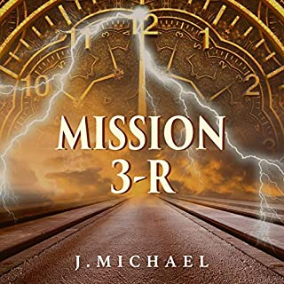 Mission 3-R cover art