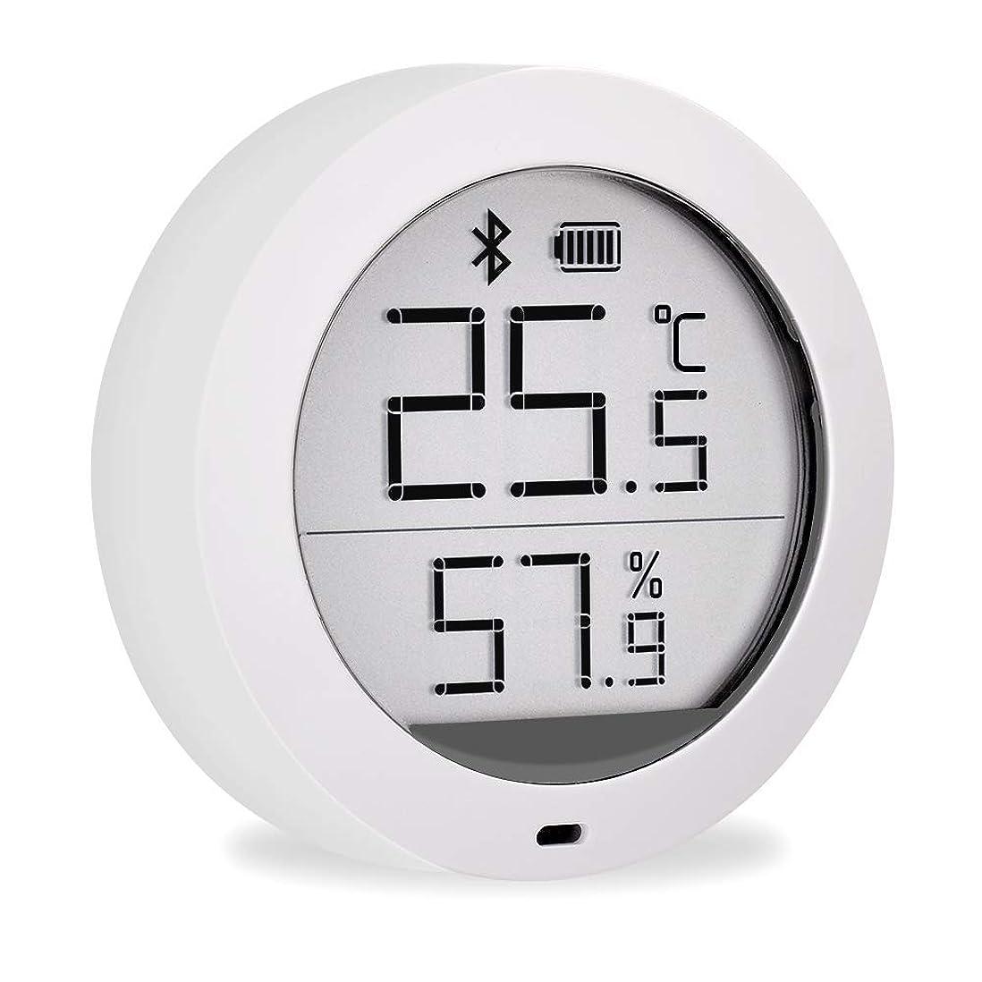 ハードリングホスト人里離れたXiaomi シャオミ ブルートゥース温度計 湿度計 おしゃれ家電 スマート家電 IOT家電 スマホ?連携可能 mi