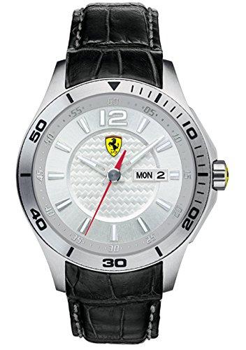 Scuderia Ferrari 0830092 Reloj De Hombres