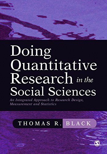 Doing Quantitative Research in the Social Sciences: An Integrated Approach to Research Design, Measurement and Statistics (English Edition)