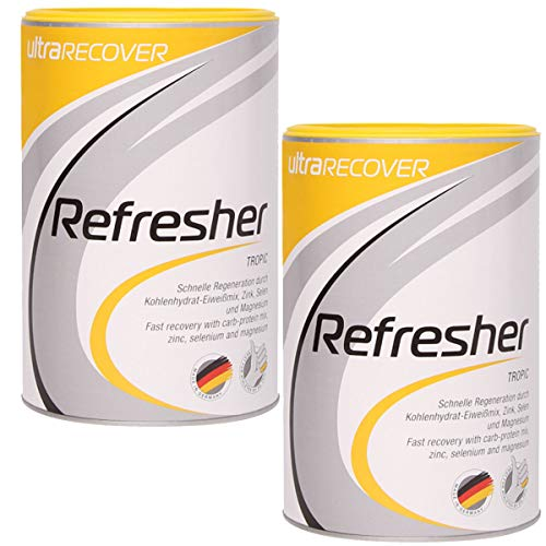 Ultra SPORTS ultraRECOVER Refresher Dosen 2x 500g Sparpaket